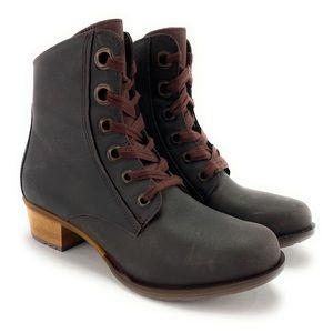 Chaco Women's Cataluna Lace Ankle Boots Size 9 M